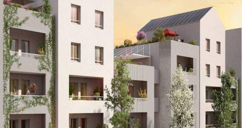 Achat / Vente immobilier neuf Blagnac éco-quartier Andromède (31700) - Réf. 4169