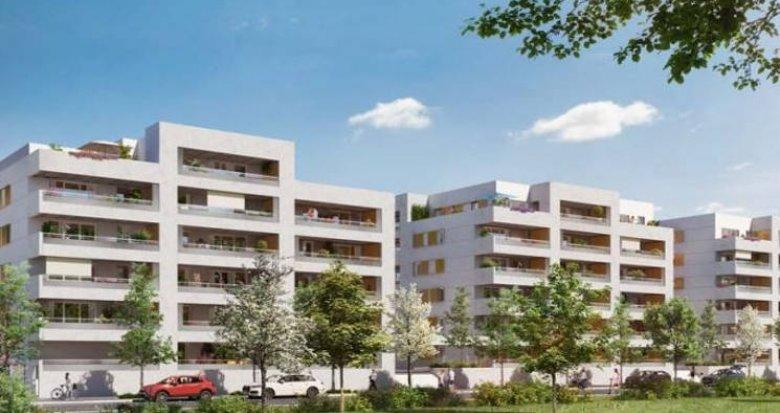 Achat / Vente immobilier neuf Blagnac écoquartier Andromède (31700) - Réf. 3240