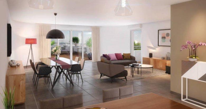 Achat / Vente immobilier neuf Blagnac proche commodités (31700) - Réf. 5587