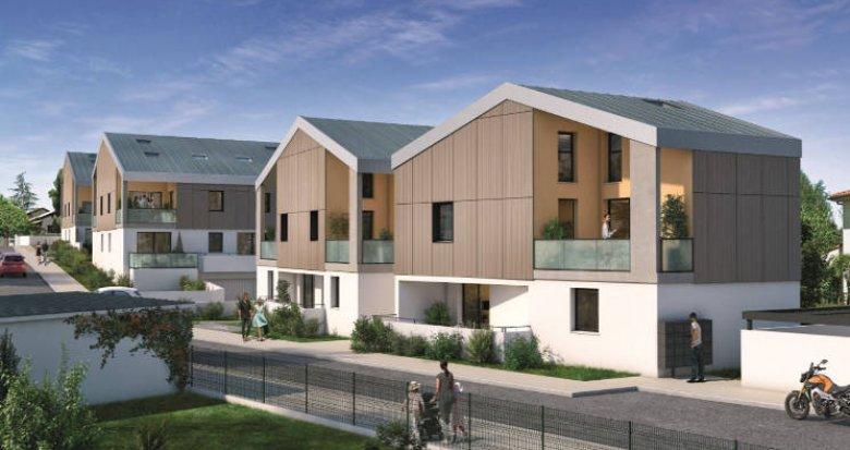 Achat / Vente immobilier neuf Blagnac proche du centre-ville (31700) - Réf. 4938