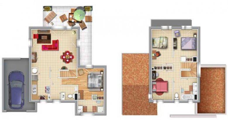 Achat / Vente immobilier neuf Brax (31490) - Réf. 220