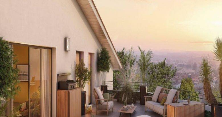 Achat / Vente immobilier neuf Castanet-Tolosan au coeur de l'hypercentre (31320) - Réf. 5720