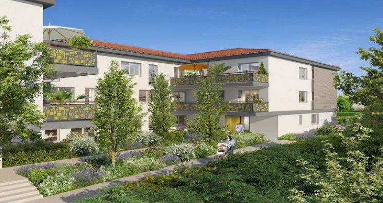 Achat / Vente immobilier neuf Castanet-Tolosan proche bassins d'emploi (31320) - Réf. 5662