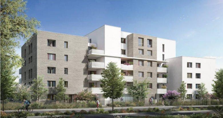 Achat / Vente immobilier neuf Colomiers proche gare Les Ramassiers (31770) - Réf. 6077