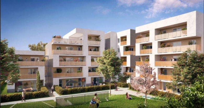 Achat / Vente immobilier neuf Colomiers quartier des Ramassiers (31770) - Réf. 3143