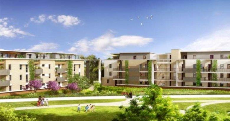 Achat / Vente immobilier neuf Colomiers quartier Ramassiers (31770) - Réf. 187