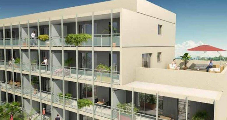 Achat / Vente immobilier neuf Cornebarrieu -quartier Monges - Croix du Sud (31700) - Réf. 4573