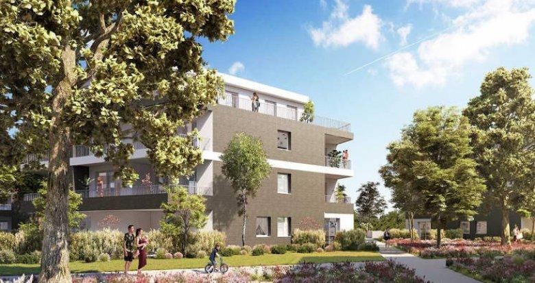 Achat / Vente immobilier neuf Cugnaux centre proche bus (31270) - Réf. 4641