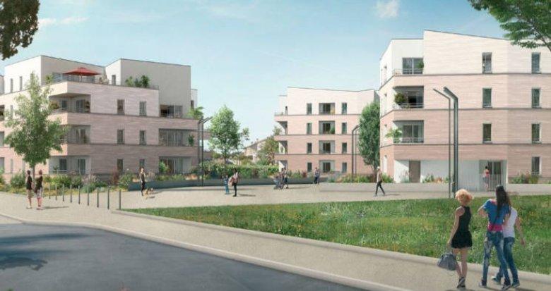 Achat / Vente immobilier neuf Cugnaux proche centre (31270) - Réf. 3147