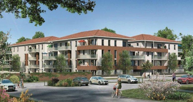 Achat / Vente immobilier neuf Cugnaux proche toutes commodités (31270) - Réf. 5271