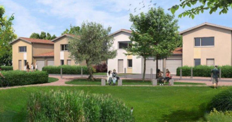 Achat / Vente immobilier neuf Daux plein centre (31700) - Réf. 3294