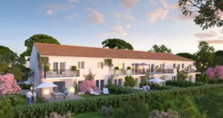 Achat / Vente immobilier neuf Eaunes centre-ville (31600) - Réf. 5519