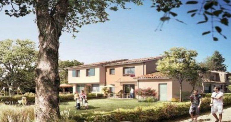 Achat / Vente immobilier neuf Frouzins coeur de village (31270) - Réf. 97