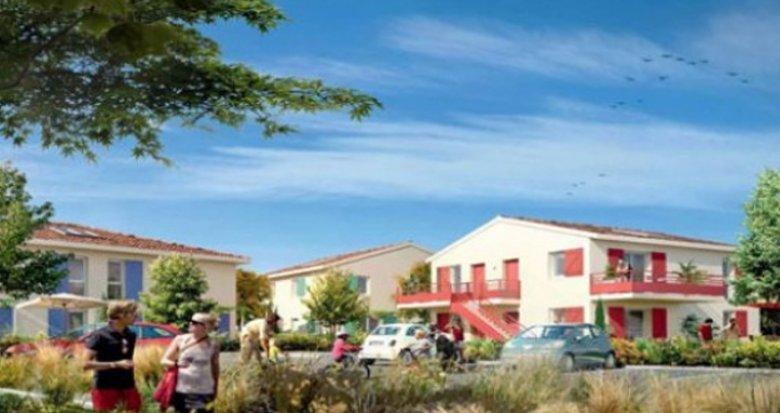 Achat / Vente immobilier neuf Gagnac-sur-Garonne proche des commerces (31150) - Réf. 89