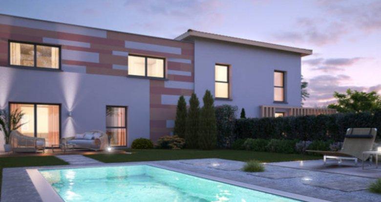 Achat / Vente immobilier neuf Gragnague proche centre (31380) - Réf. 3192