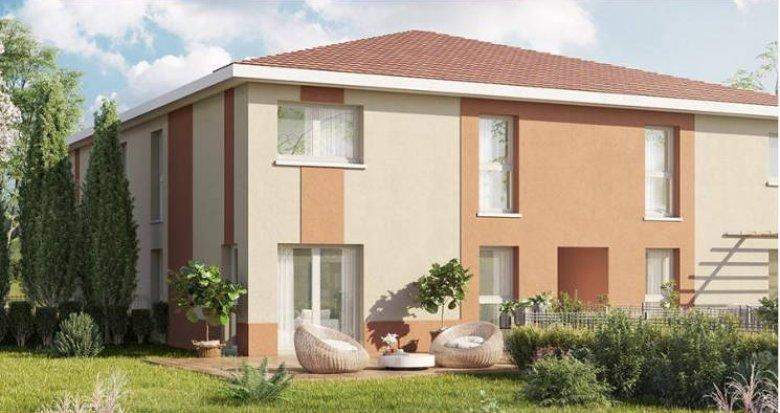 Achat / Vente immobilier neuf Granague dans un écrin de verdure (31380) - Réf. 4147