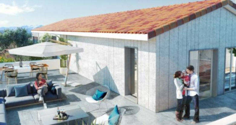 Achat / Vente immobilier neuf Labarthe-sur-Lèze proche commerces (31860) - Réf. 3174