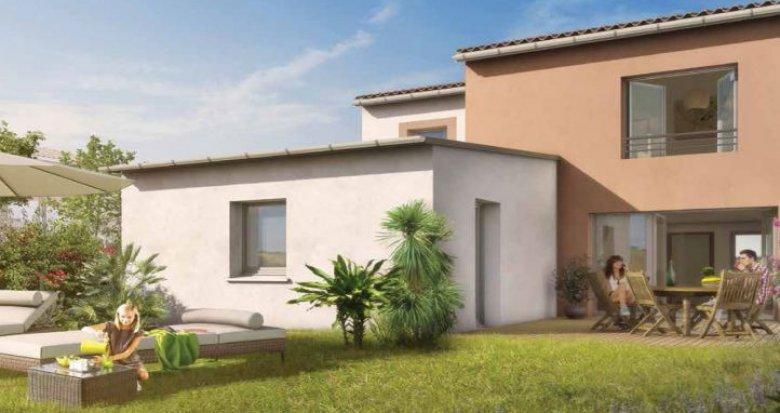 Achat / Vente immobilier neuf Labarthe-sur-Lèze village (31860) - Réf. 54