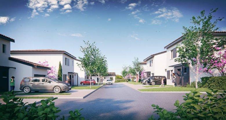Achat / Vente immobilier neuf Labastide-Saint-Sernin centre (31620) - Réf. 4188
