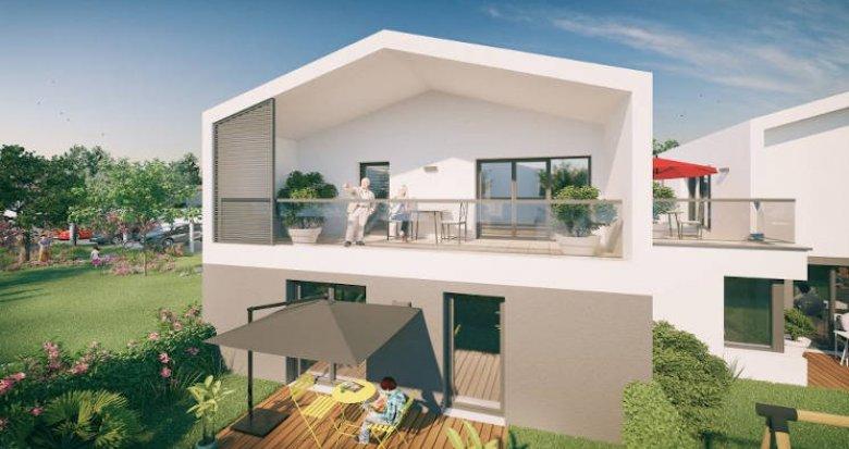 Achat / Vente immobilier neuf Launaguet proche quartier Borderouge (31140) - Réf. 4166