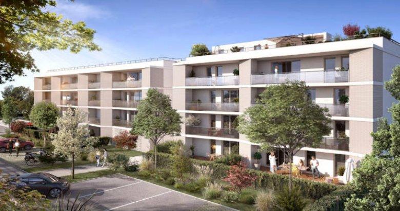 Achat / Vente immobilier neuf L'Union à 10 min de Balma-Gramont (31240) - Réf. 5705