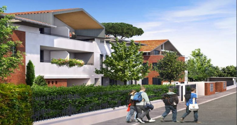 Achat / Vente immobilier neuf Mondonville à proximité écoles et commerces (31700) - Réf. 4681