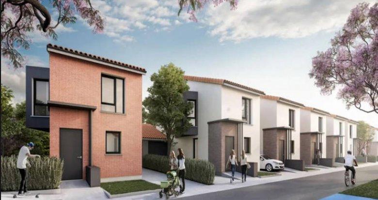 Achat / Vente immobilier neuf Montrabé proche commodités (31850) - Réf. 3586