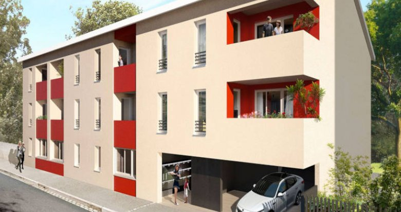 Achat / Vente immobilier neuf Muret proche école (31600) - Réf. 3180