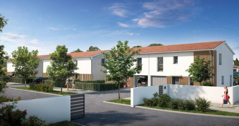 Achat / Vente immobilier neuf Muret proche transports (31600) - Réf. 4783