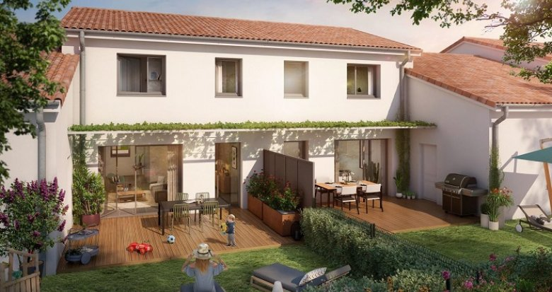 Achat / Vente immobilier neuf Pibrac Ensaboyo (31820) - Réf. 5602