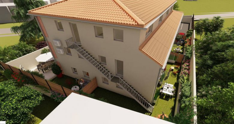 Achat / Vente immobilier neuf Pibrac proche du centre-ville (31820) - Réf. 4831