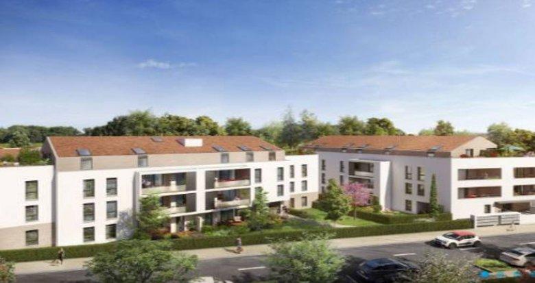 Achat / Vente immobilier neuf Plaisance-du-Touch à quelques pas de l'hypercentre (31830) - Réf. 4148