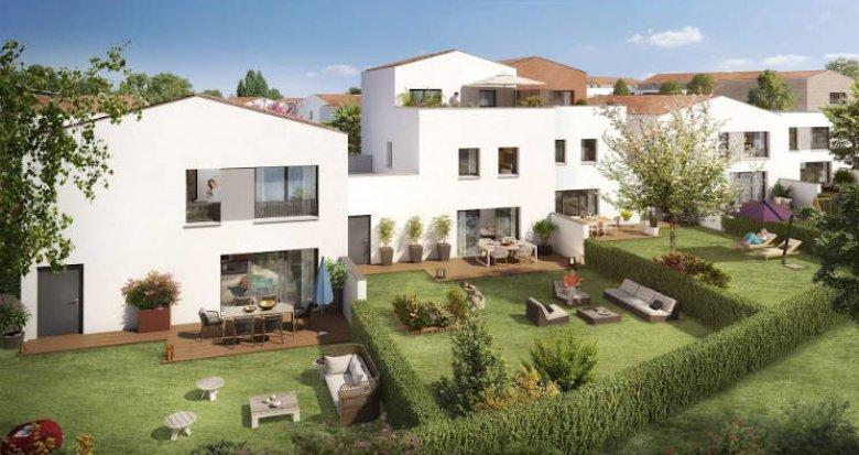 Achat / Vente immobilier neuf Plaisance-du-Touch proche commerces (31830) - Réf. 5161