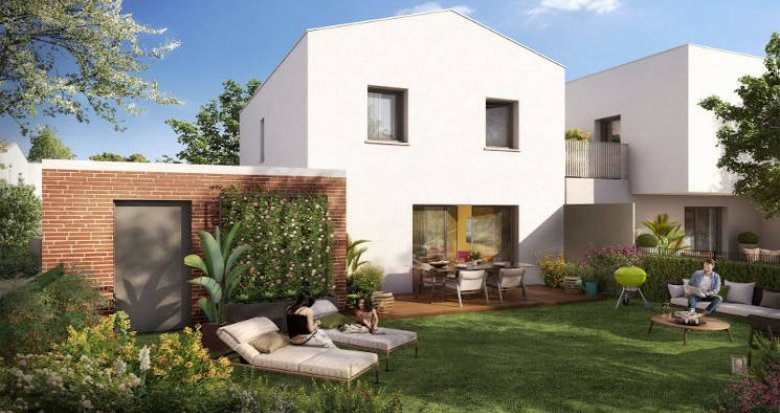 Achat / Vente immobilier neuf Plaisance-du-Touch proche commodités (31830) - Réf. 4365