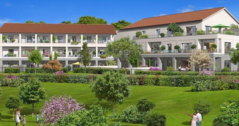 Achat / Vente immobilier neuf Quint-Fonsegrives (31130) - Réf. 3829
