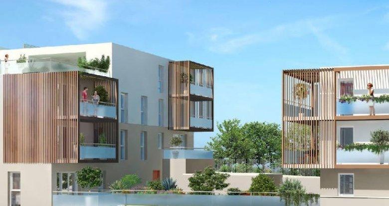 Achat / Vente immobilier neuf Ramonville-Saint-Agne à deux pas du coeur de ville (31520) - Réf. 4167