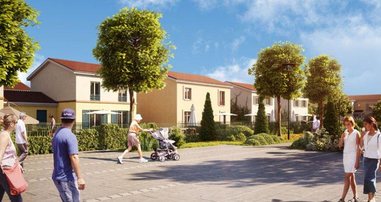 Achat / Vente immobilier neuf Saint-Clar-de-Rivière proche des commerces (31600) - Réf. 75