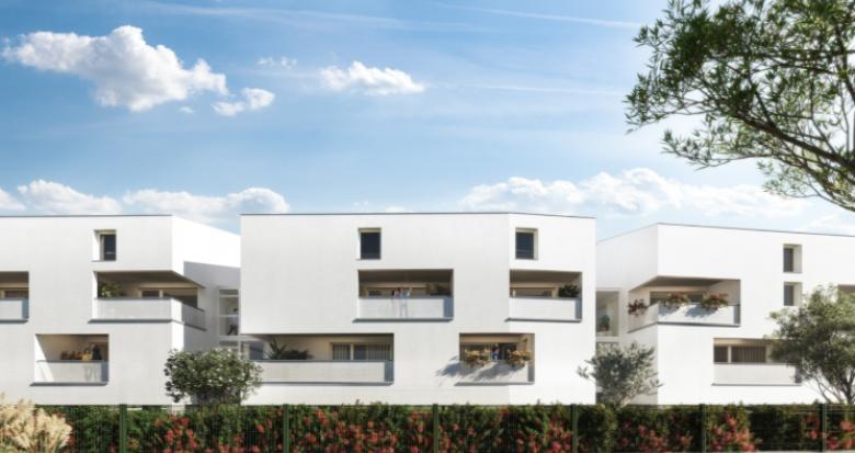 Achat / Vente immobilier neuf Saint-Jory proche gare (31790) - Réf. 5096