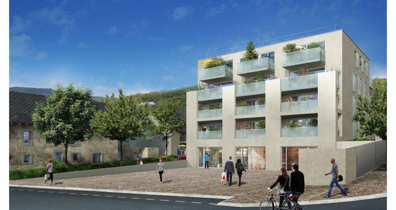 Achat / Vente immobilier neuf Saint-Jory proche transports (31790) - Réf. 5550