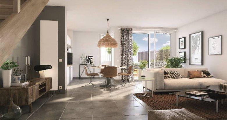 Achat / Vente immobilier neuf Saint-Jory proche transports (31790) - Réf. 4633