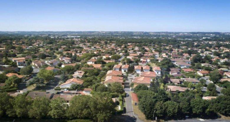 Achat / Vente immobilier neuf Saint-Orens-de-Gameville proche centre (31650) - Réf. 4687
