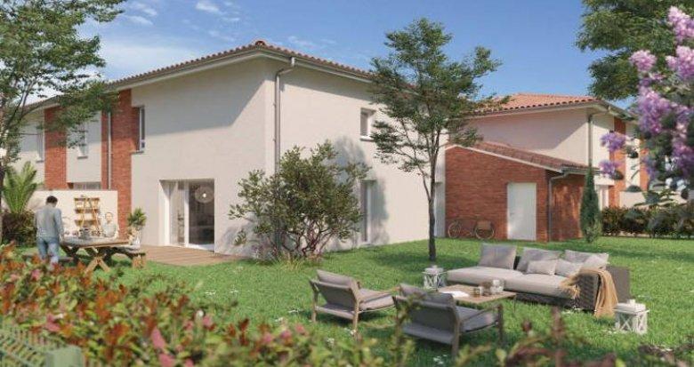 Achat / Vente immobilier neuf Saint-Orens-de-Gameville sur les coteaux sud (31650) - Réf. 4153
