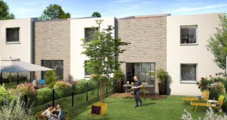 Achat / Vente immobilier neuf Saint-Orens-de-Gameville -Tucard (31650) - Réf. 4342