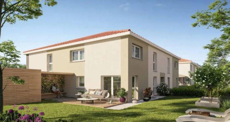 Achat / Vente immobilier neuf Sainte-Foy-d'Aigrefeuille secteur résidentiel (31570) - Réf. 4632