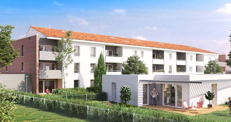Achat / Vente immobilier neuf Toulouse à 15 min du Capitole (31000) - Réf. 4688