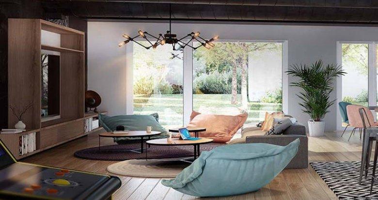 Achat / Vente immobilier neuf Toulouse à 2 minutes du métro (31000) - Réf. 4152