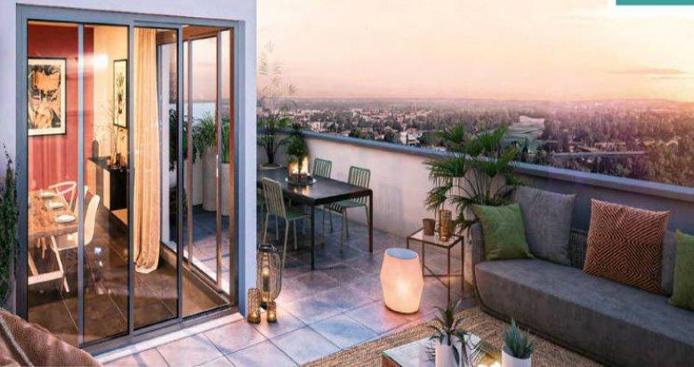 Achat / Vente immobilier neuf Toulouse à 2 pas du tramway (31000) - Réf. 4464