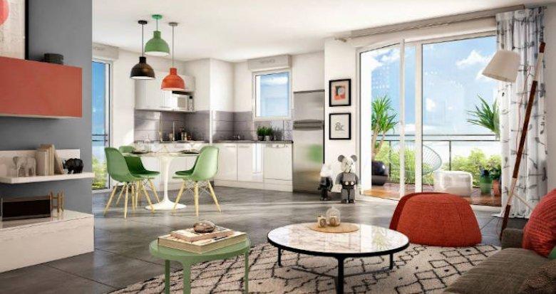 Achat / Vente immobilier neuf Toulouse à deux pas de la gare de Montaudran (31000) - Réf. 4160