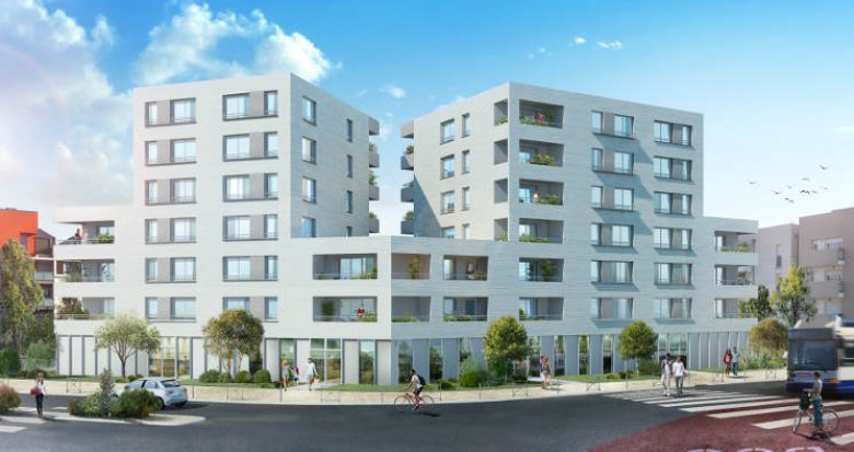 Achat / Vente immobilier neuf Toulouse à moins de 10 min du Métro (31000) - Réf. 5895