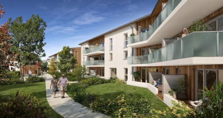 Achat / Vente immobilier neuf Toulouse à quelques pas du métro (31000) - Réf. 4305
